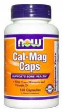 КАЛ-МАГ (Cal-Mag Caps) NOW FOODS